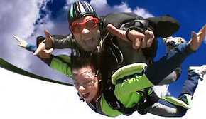 Adelaide Tandem Skydiving - Accommodation in Bendigo
