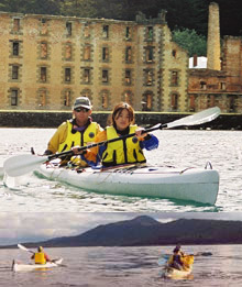 Blackaby's Sea Kayaks and Tours - Accommodation in Bendigo