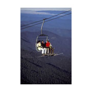 Scenic Chairlift Ride - Accommodation in Bendigo