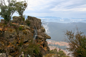 Power's Lookout - Accommodation in Bendigo