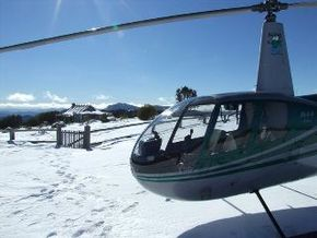 Alpine Helicopter Charter Scenic Tours - Accommodation in Bendigo