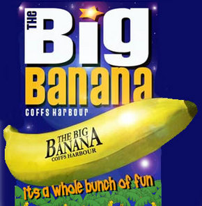 Big Banana - Accommodation in Bendigo