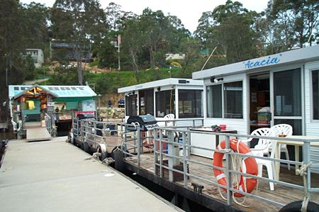 Clyde River Houseboats - Accommodation in Bendigo