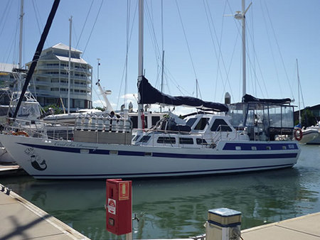 Coral Sea Dreaming Dive and Sail - Accommodation in Bendigo