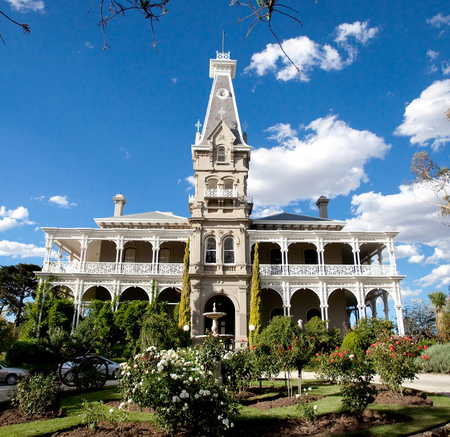 Rupertswood Mansion - Accommodation in Bendigo