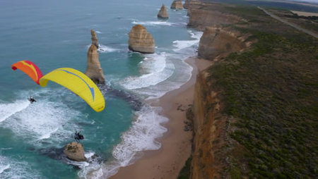 Airsports Adventure Flights - Accommodation in Bendigo