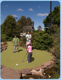 Wetlands Mini Golf - Accommodation in Bendigo