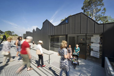 Heide Museum of Modern Art - Accommodation in Bendigo