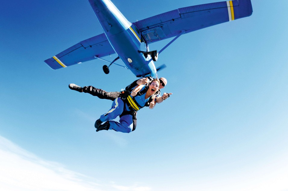 Skydive the Beach and Beyond Yarra Valley - Accommodation in Bendigo