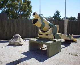 Military Museum Merredin - Accommodation in Bendigo