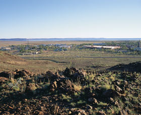TV Hill Lookout - Accommodation in Bendigo