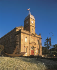 The Albany Town Hall - Accommodation in Bendigo