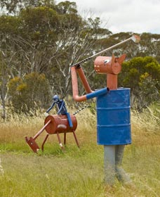 Tin Horse Highway - Accommodation in Bendigo