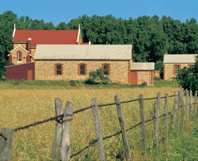 Central Greenough Historic Settlement - Accommodation in Bendigo