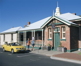 Old Court House Complex - Accommodation in Bendigo