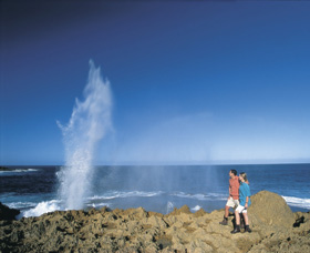 The Blowholes Carnarvon - Accommodation in Bendigo