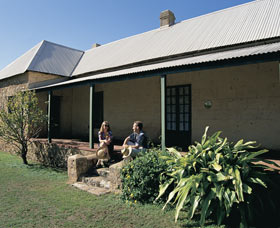 Cliff Grange - Accommodation in Bendigo