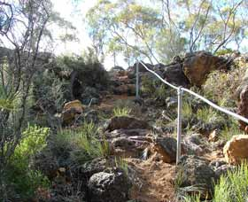 Mount Matilda - Accommodation in Bendigo