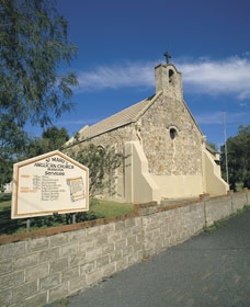 St Mary's Anglican Church - Accommodation in Bendigo