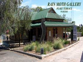 Rain Moth Gallery - Accommodation in Bendigo