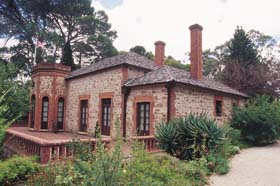 Old Government House - Accommodation in Bendigo