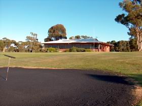 Maitland Golf Club Incorporated - Accommodation in Bendigo