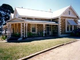 The Pines Loxton Historic House and Garden - Accommodation in Bendigo