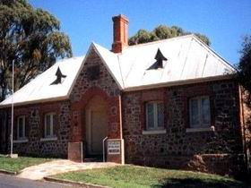 Old Police Station Museum - Accommodation in Bendigo