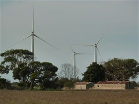 Wattle Point Wind Farm - Accommodation in Bendigo