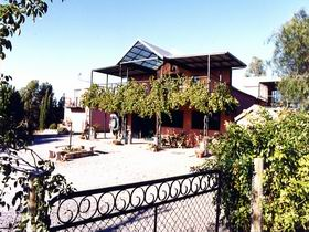 The Terrace Gallery at Patly Hill Farm - Accommodation in Bendigo