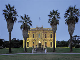 Martindale Hall - Accommodation in Bendigo