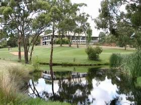 Flagstaff Hill Golf Club and Koppamurra Ridgway Restaurant - Accommodation in Bendigo