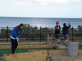 Port Vincent Putt Putt - Accommodation in Bendigo
