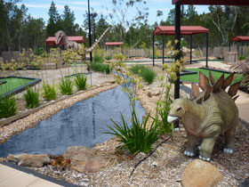 Barossa Bowland and Mini Golf - Accommodation in Bendigo