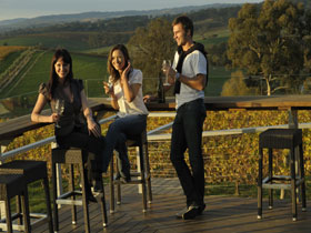 The Lane Vineyard - Accommodation in Bendigo