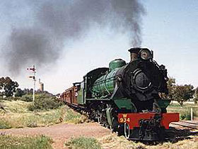 Pichi Richi Railway - Accommodation in Bendigo