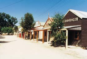 Old Tailem Town Pioneer Village - Accommodation in Bendigo