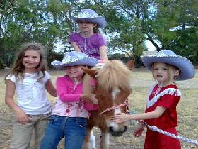 Amberainbow Pony Rides - Accommodation in Bendigo