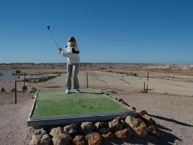 Coober Pedy Opal Fields Golf Club - Accommodation in Bendigo