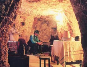 Umoona Opal Mine And Museum - Accommodation in Bendigo