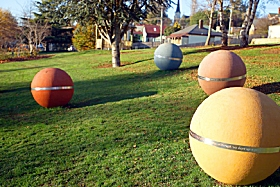 Sculpture Trail - Great Western Tiers - Accommodation in Bendigo