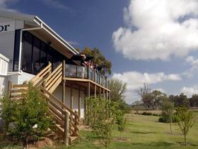 Newman's Horseradish Farm and Rusticana Wines - Accommodation in Bendigo