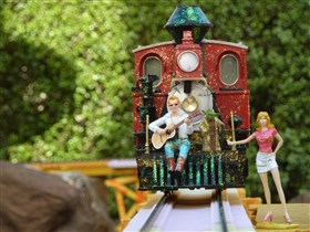 Penola Fantasy Model Railway and Rose's Tearoom - Accommodation in Bendigo