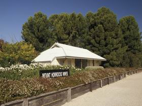 Mount Horrocks Wines and The Station Cafe - Accommodation in Bendigo