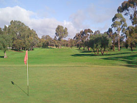 Regency Park Golf Course - Accommodation in Bendigo
