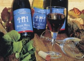 Home Hill Vineyard and Winery Restaurant - Accommodation in Bendigo