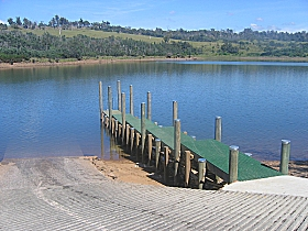 Trevallyn Dam - Accommodation in Bendigo