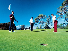 Llanherne Golf Club - Accommodation in Bendigo