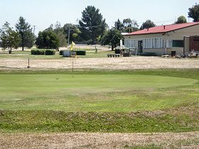 Campbell Town Golf Club - Accommodation in Bendigo