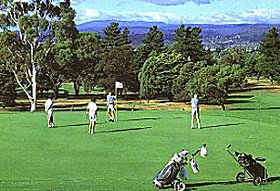 Riverside Golf Club Ltd - Accommodation in Bendigo